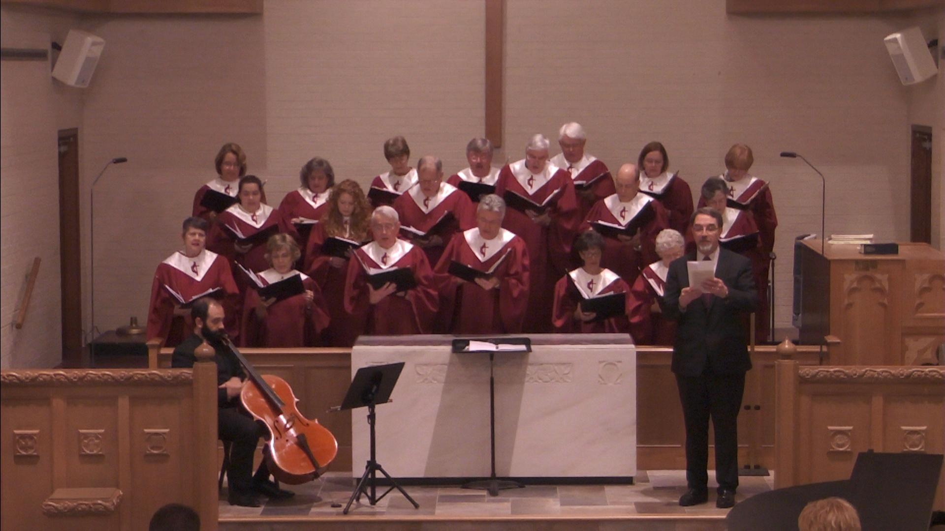 Choir 2014-04-18 2