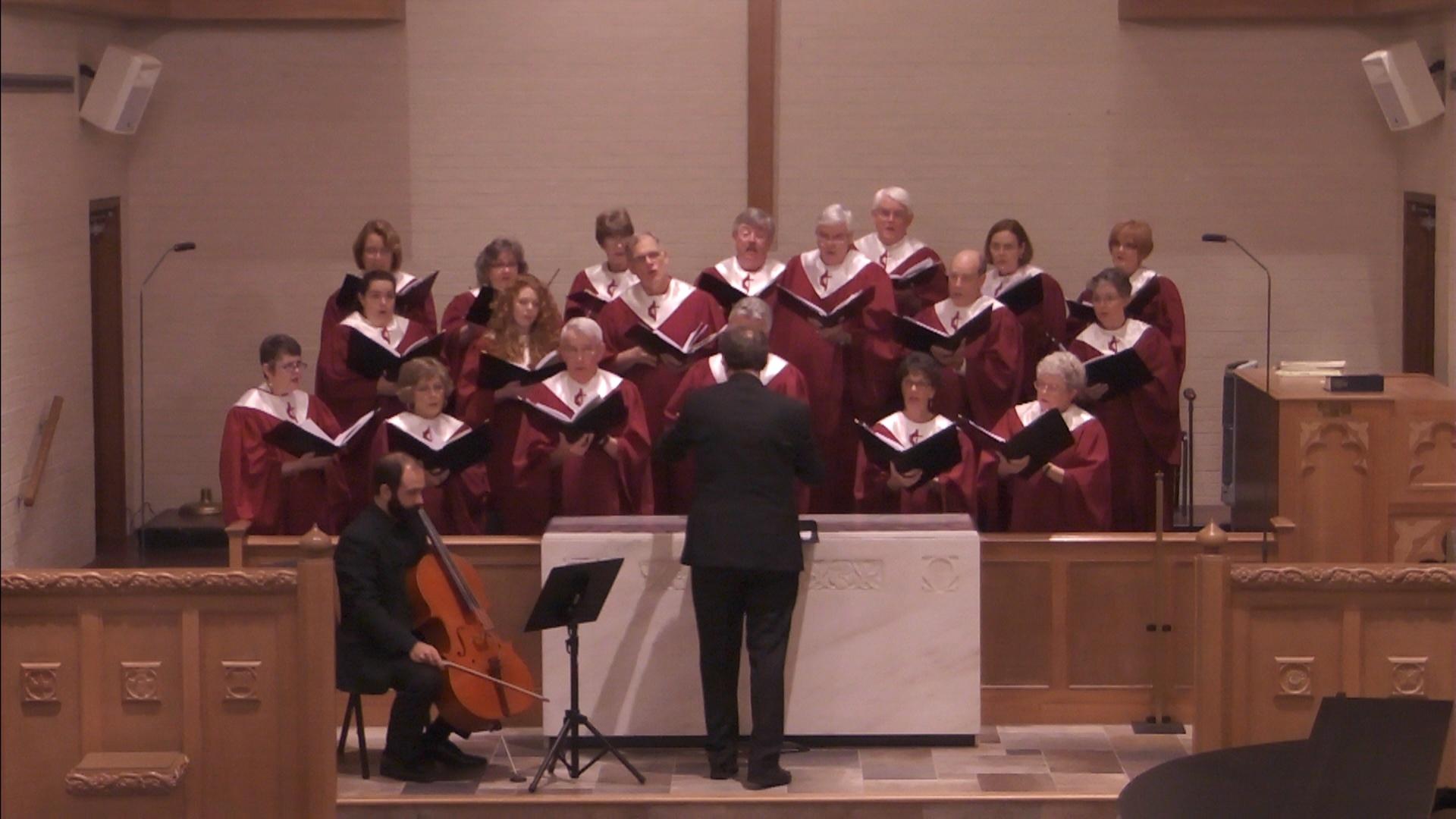 Choir 2014-04-18